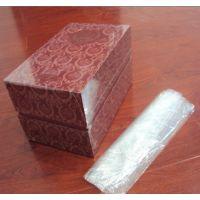 供应彩盒/飞机盒/电子电器外包装盒专用的PVC/POF收缩膜袋