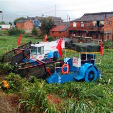 辽宁打捞水浮莲水草机械 漂浮垃圾清理船