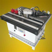 木工机械封边机精修刮边抛光开槽板式家具木门生产手动封边机
