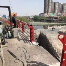 新云 不锈钢工程家装栏杆扶手 阳台10*60立柱 楼梯扶手加工定制