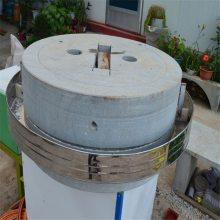 纯手工打造香油石磨机 多规格邦腾供应