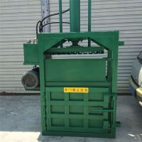 废品液压压缩机 启航饮料瓶塑料压缩机 立式30吨废纸液压打包机