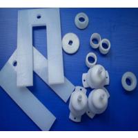 塑料王聚四氟乙烯冲压配件 四氟PTFE零件 模压加工定做