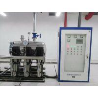 永川供水系统改造|无负压设备分区供水方案