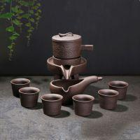 原矿紫砂石墨自动茶具套装 陶瓷茶具套装 礼品定制logo