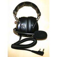 亿声YS-DJ-01H 降噪无线、航空机务、单兵、对讲机头戴式耳机