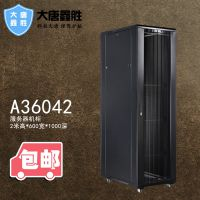 大唐鑫胜A36042大唐机柜 2米*600*1000 服务器机柜 42U 19英寸标准