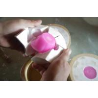 义乌蜡烛模具硅胶定制南京蜡烛液体硅橡胶模具缩水率小深圳易佳三硅胶厂