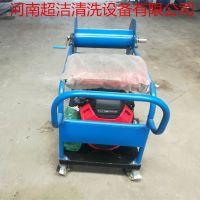 河南超洁cj-4020系列管道清洗机 汽油机驱动 小型便携式市政下水管道高压清洗机