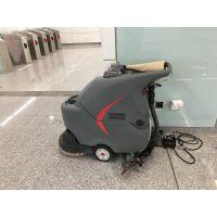 南宁全自动款洗地机刷净地面吸干污水二合一多功能洗地机