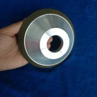 厂家定制树脂金刚石CBN碗型斜边砂轮 五轴联动专用砂轮