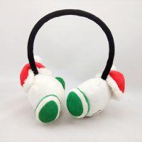 毛绒玩具耳机来图定制厂家批发