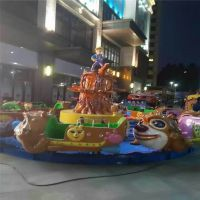 广州电动熊出没戏水玩具室内外商场游乐场儿童嬉戏玩具熊出没水陆战车