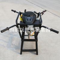 华夏巨匠BXZ-2型地质勘探取芯钻机地表取样机双人操作效率高