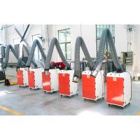 青岛力维环保厂家直供焊烟净化专用 适合各种工业除尘焊接烟尘净化器