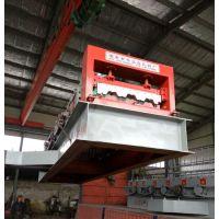 河北兴益促销750型楼承板机 楼承板压瓦机 楼承板设备