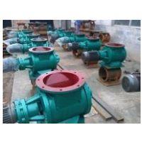 专业生产除尘器卸料器 方口圆口卸料器 铸铁卸料器