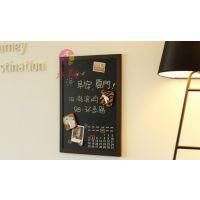 深圳进口树脂黑板2茂港挂式单面绿板黑板2教学写字板