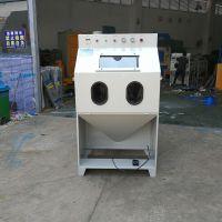 百粤厂家推荐手动喷砂机品牌 9060手动喷砂机多少钱一台