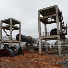湖北武汉引进的日产1300吨环保石灰窑挣钱吗