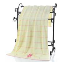 隆利工厂直营批发 玫瑰花香氛系列男女通用沐浴用纯棉加厚大浴巾
