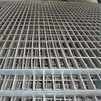车间踏步板钢格板 热镀锌沟盖格子板价格 上海市方孔格栅沟盖板