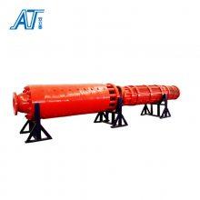 矿用潜水泵 防爆型 流量100-1500立方每小时 扬程85-1720 大功率高压强排泵
