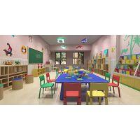 合肥幼儿园装修设计要思索它的教育性才能更好的装修