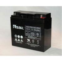 6-CNF-38风帆铅酸蓄电池机车动力电池12V38AH现货销售