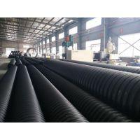 平凉埋地HDPE双壁缠绕管厂家,延安600mm口径中空壁缠绕管(查看) 陕西联塑管道
