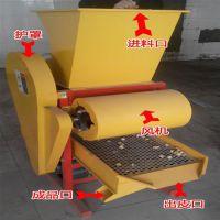 厂家热销新型损失率低剥壳机 全自动花生剥壳机