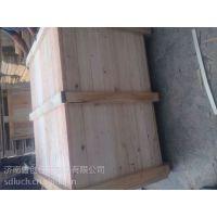 熏蒸木质包装箱,济南胶合板木箱出口,免检包装箱