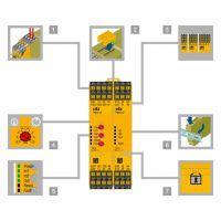 德国PILZ安全继电器 PNOZ X安全继电器