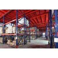 中山阁楼货架货架厂家定制仓储货架隔层中山阁楼货架