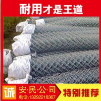 我厂出售多规格包塑勾花网 山坡防护网