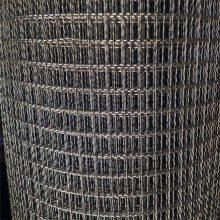 轧花筛网 锰钢矿筛网厂家 热镀锌钢丝网