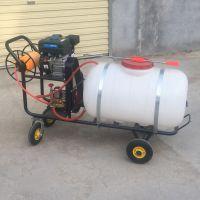 车载式风送远程喷雾打药机 果园风送式打药机 启航喷药机