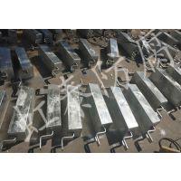 虹泰供应GB/T4950-2002锌合金牺牲阳极经中国船级社(CCS)认可 锌阳极