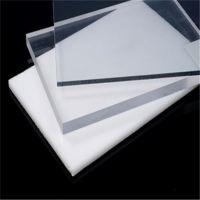 亚威品牌2-8毫米透明全新料PVC板