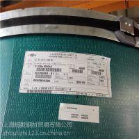 上海宝钢RAL色卡黄色彩涂卷现货,江苏省多少钱一米?