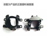 余姚顺迪模具厂供应加工智能锁具 指纹锁塑料配件注塑 可定制 来图加工