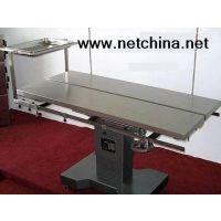 中西 不锈钢液压型动物手术台/解剖台 型号:TO51-DWV-II-HW库号:M131664