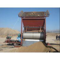 新疆高效河床沙金干选机 沙漠风选设备