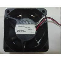 原装日本NIDEC D06K-24TS10 6厘米 24V 0.10A 电源机箱风扇现货