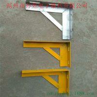 定做 燃气支架 天然气三角支架 燃气管道支架 镀锌管道件支架固
