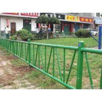 焦作仿竹节篱笆护栏,201焦作仿竹隔离栅栏,HC组装豪华围墙栏杆,锌钢道路围栏,景观草坪围栏