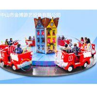 新款儿童游乐设备室内儿童乐园游乐设备消防战车公园小型游乐设备