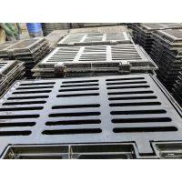 球墨铸铁井篦子300*500雨/污水沟盖板生产厂家直销