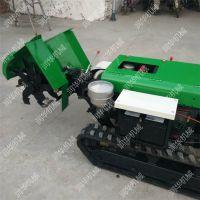 山东葡萄园开沟犁地机 坦克设计安耕机 多档位可调果园施肥机