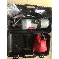 广州供应消防器材正压式空气呼吸器番禺供应消防员救生器材鸿宝正压式呼救器